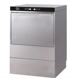 vaatwasmachine elektronisch met afvoerpomp, zeepdispenser en breaktank, 50x50, 400V