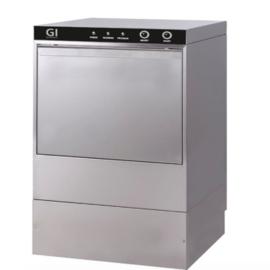 Vaatwasmachine met afvoerpomp en zeepdispenser, 50x50, 230V