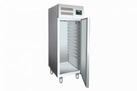 Bakkerij koelkast met luchtkoeling RVS  Inhoud 852 ltr.