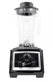 Blender voor cocktails, sauzen, fruitpap, crémes, puree