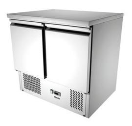 Mini-koelwerkbank Met 2 deuren