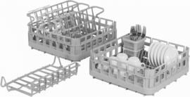 Vaatwasser Manden-set