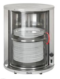 Bordenwarmer voor 30-40 borden