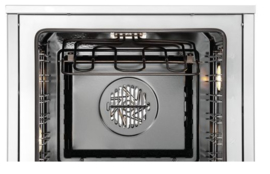 Heteluchtoven   Horeca oven RVS