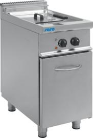 Elektrische friteuse met onderstel 17 Liter