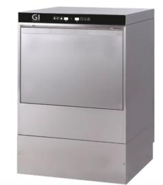 Vaatwasmachine elektronisch met afvoerpomp en zeepdispenser, 50x50, 400V