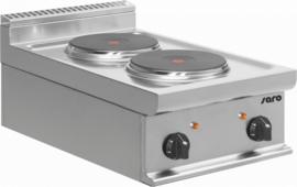 Elektrische opzet kooktafel  | Fornuis