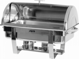 Chafing Schotel Met Roll-Top Cover 1/1 GN Mod