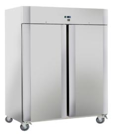 Horeca koelkast, RVS 1400 liter koelkast, geforceerd gekoeld
