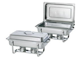 Chafing dish-set 1/1 GN