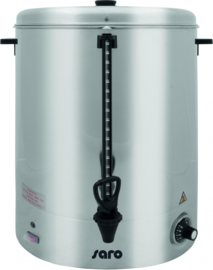 Glühwein- en warm water dispenser 40 ltr.