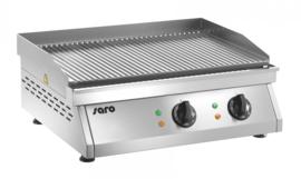 Bakplaat geribbeld 400 V - 50 Hz - 6 kW