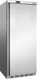 Horeca Koelkast RVS met luchtcirculatie Inhoud 620 ltr