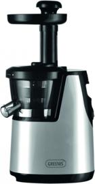 Slowjuicer |  Sapcentrifuge | zilver BPA Vrij | 65 RPM | 150W