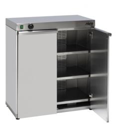Bordenwarmer  B 800 x D 460 x H 870 mm