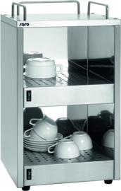Kopjesverwarmer voor ca. 72 kopjes
