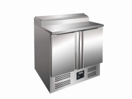 Pizza koeling  | Pizzakoelwerkbank 2 deuren