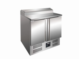 Pizza koelwerkbank | Pizza koeling RVS