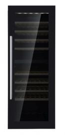 Wijnkoelkast | Wijnkoeler zwart 379 Liter