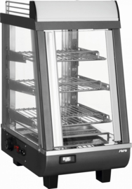 Warmhoudvitrine smal model  76 liter