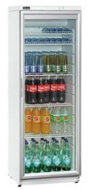 Flessenkoelkast | koelkast met glasdeur 320 Liter