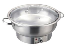Chafing dish elektrisch 3,8 Liter