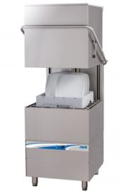 Doorschuif-vaatwasser digital 400 V - 50 Hz - 8,6 kW