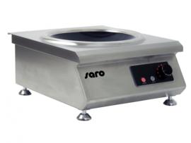 Wok-inductiekookplaat  400 V - 50 Hz - 8 kW