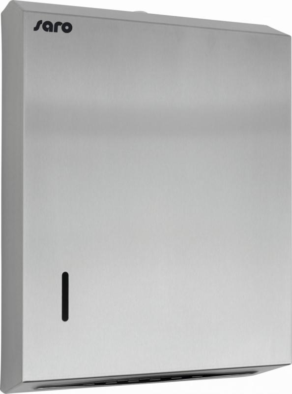 Papier Dispenser RVS
