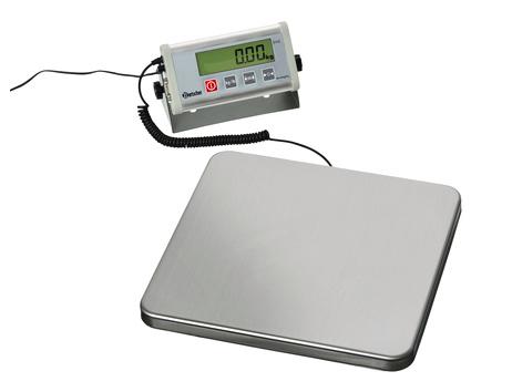 Digitale weegschaal weeg bereik 60 kg.