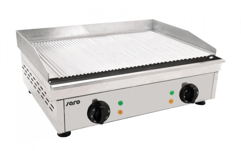 Electrische grillplaat 230 V - 50 Hz - 3,5 kW