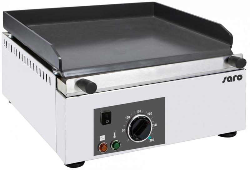 Electrische grillplaat 230 V - 50 Hz - 3 kW