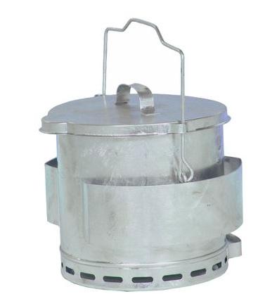 Frituurvet opvangemmer 12 liter
