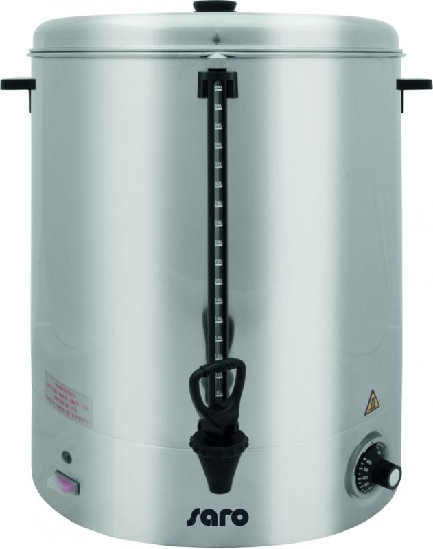 Glühwein- en warm water dispenser 40 ltr.