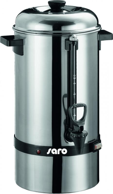 Koffiemachine   Koffieapparaat - voor 48 kopjes koffie