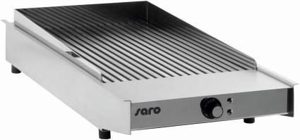 Grillplaat 400 V - 50 Hz - 4,5 kW