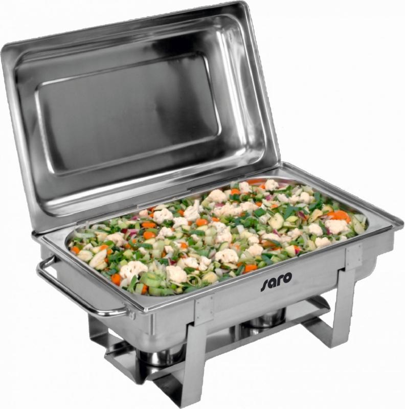 Chafing Dish - 1/1 GN B 600 x T 355 x H 320 mm