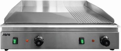 Bakplaat elektrisch 230 V - 50 Hz - 3,5 kW