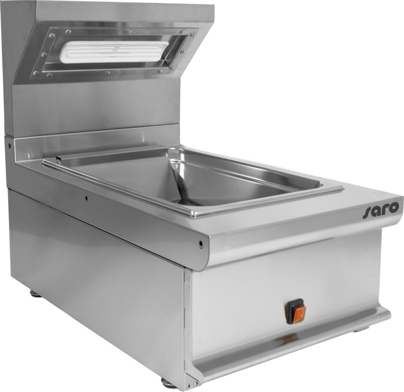Frites Warmhoud Apparaat | 1/1GN | 1 kW