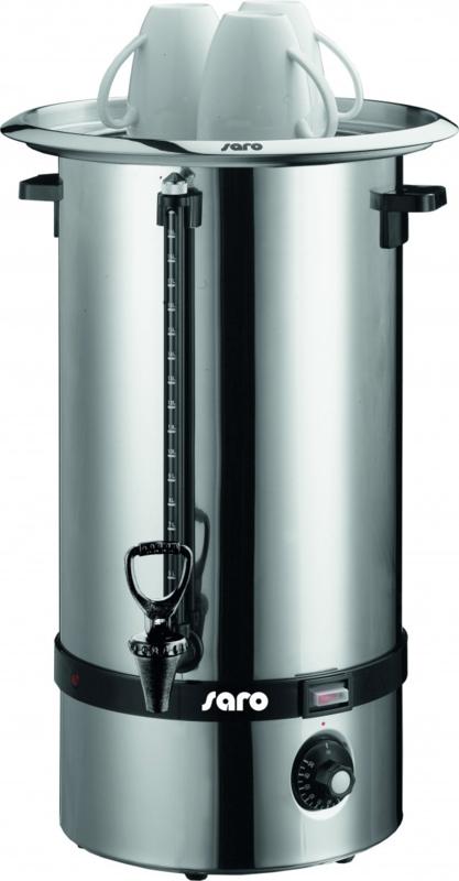 Glühwein en warm water dispenser 19 ltr.