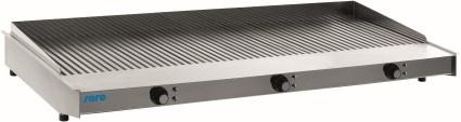 Grillplaat 400 V - 50 Hz - 13,5 kW