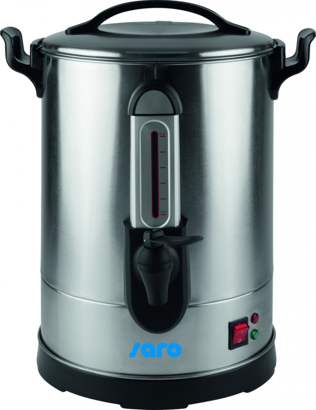 Koffiemachine | Koffieapparaat 10,8 ltr.