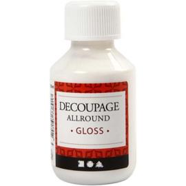 Decoupage Lijmlak Gloss