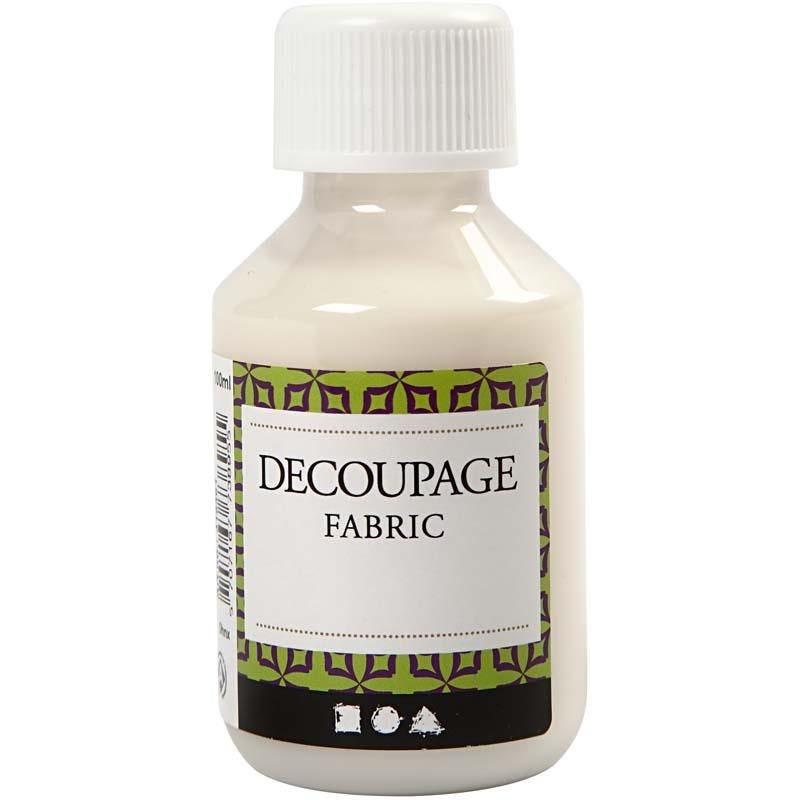 Decoupage Lijmlak Textiel