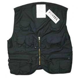 Vest - Reporter - Black