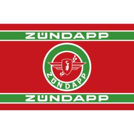 Vlag - Zundapp - Zündapp - Groot
