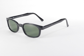 Sunglasses - X-KD's - Larger KD's -  Dark Green