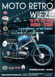 x 2017/09, 16-17 sept. - Moto Retro Wieze - Italian Edition