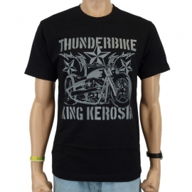 King Kerosin - Thunderbike - T-shirt