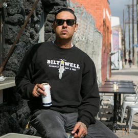 Biltwell Inc. - Crewneck Sweatshirt- XXL only